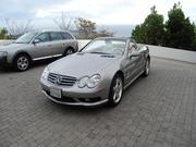 Mercedes-benz 2003 2003 - Mercedes-benz Sl-class